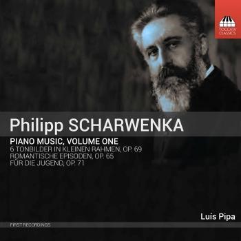 Cover Scharwenka: Piano Music, Vol. 1