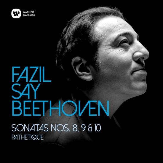 Cover Beethoven: Piano Sonatas Nos 8, 'Pathétique', 9 & 10