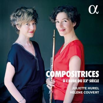 Cover Compositrices : À l'aube du XXe siècle
