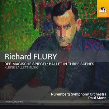 Cover Flury: The Magic Mirror & Little Ballet Music