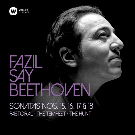 Cover Beethoven: Piano Sonatas Nos 15, 'Pastoral', 16, 17, 'Tempest' & 18