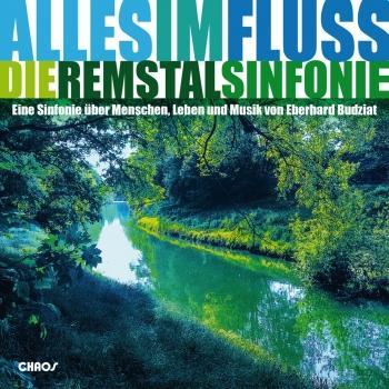 Cover Alles im Fluss - Die Remstalsinfonie