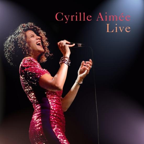 Cover Cyrille Aimée Live
