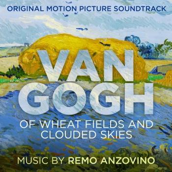 Cover Van Gogh - Of Wheat Fields and Clouded Skies (Original Motion Picture Soundtrack)