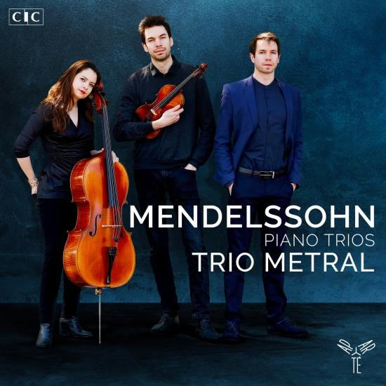 Cover Mendelssohn: Piano Trios