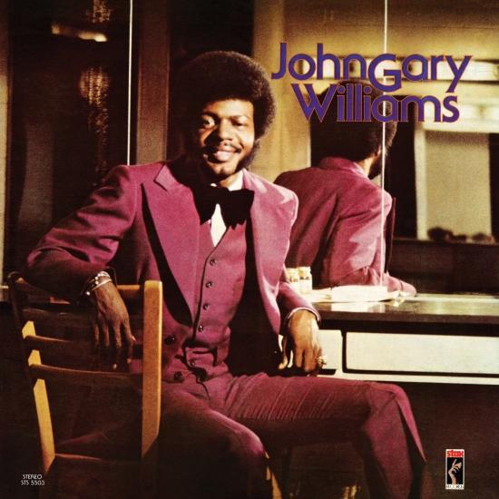 Cover John Gary Williams (Remastered)