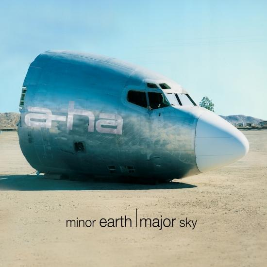 Cover Minor Earth, Major Sky Deluxe Edition (Remastered)
