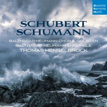 Cover Schumann: Missa Sacra, Schubert: Stabat Mater & Symphony No. 7, Unfinished / Unvollendete