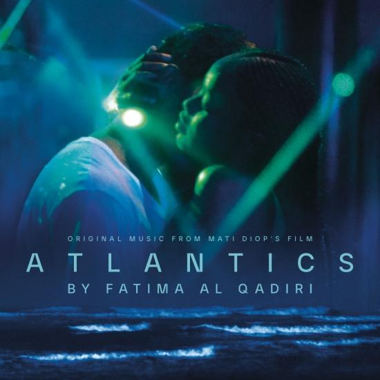 Cover Atlantics (Original Motion Picture Soundtrack)