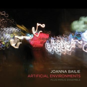 Cover Joanna Bailie: Artificial Environments