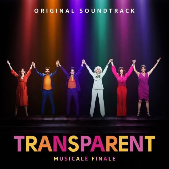 Cover Transparent Musicale Finale (Original Soundtrack)