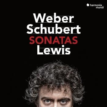 Cover Weber & Schubert: Sonatas