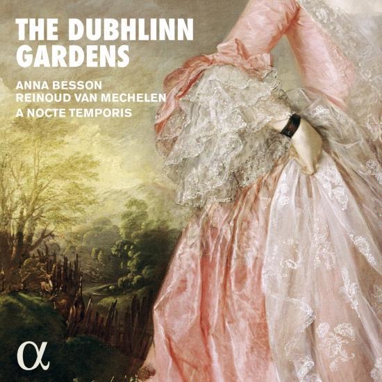 Cover The Dubhlinn Gardens