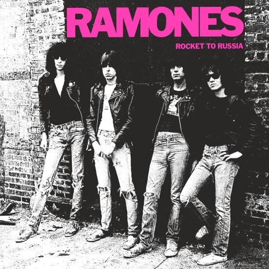 Cover Rocket To Russia (40th Anniversary Remastered Deluxe Edition)