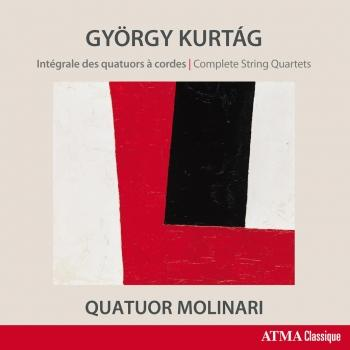Cover György Kurtág: Complete String Quartets