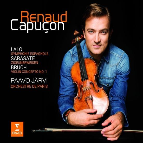 Cover Lalo: Symphonie espagnole - Bruch: Violin Concerto