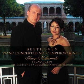 Cover Beethoven: Piano Concertos No.5 'Emperor' & No.3