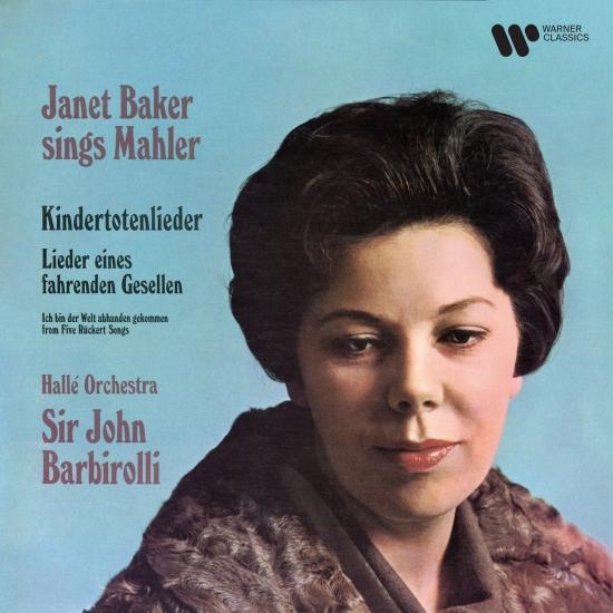 Cover Mahler: Kindertotenlieder & Lieder eines fahrenden Gesellen (Remastered)