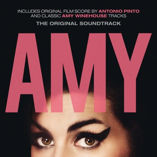 Cover AMY (Original Motion Picture Soundtrack)