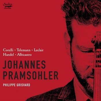 Cover Corelli/ Telemann/ Leclair/ Händel/ Albicastro Sonaten für Violine und Basso continuo