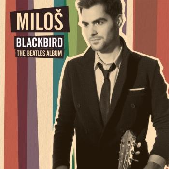 Cover Blackbird - The Beatles Album