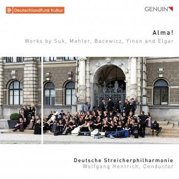 Cover Alma!