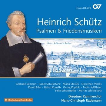 Cover Schütz: Complete Recording, Vol. 20 — Psalmen & Friedensmusiken