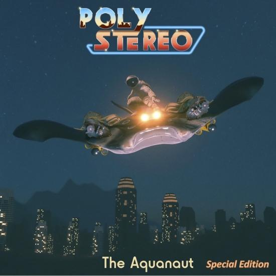 Cover The Aquanaut (Special Edition)