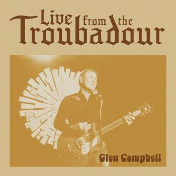 Cover Live From The Troubadour (Remastered)