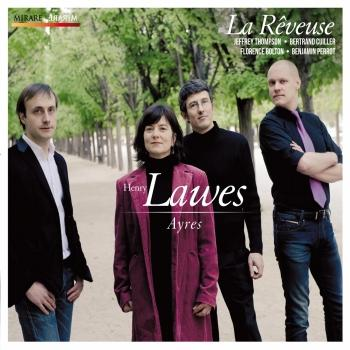 Cover Henry Lawes: Ayres