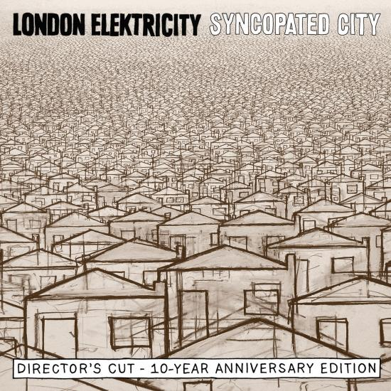 Cover Syncopated City: The Director's Cut (Remastered)