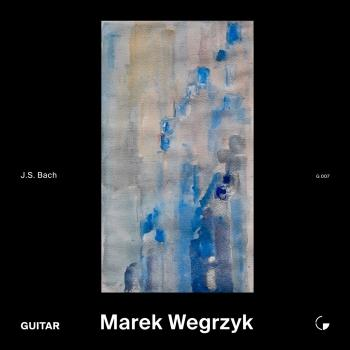 Cover J.S. Bach: Guitar Works
