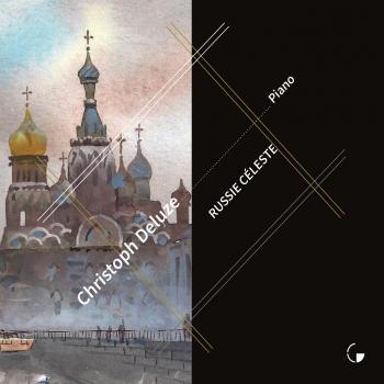 Cover Russie céleste