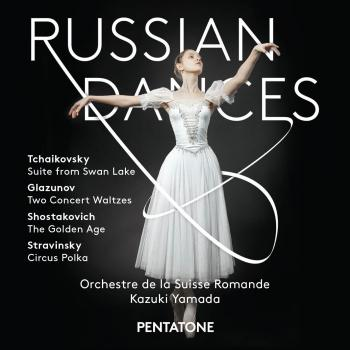 Cover Russian Dances