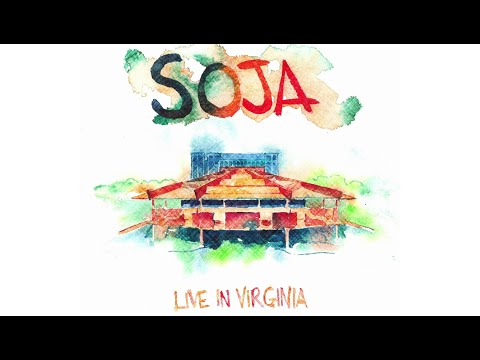 Video SOJA – Live in Virginia (Album Trailer #1)