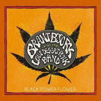 Cover Black Power Flower