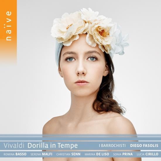 Cover Vivaldi: Dorilla in Tempe, RV 709