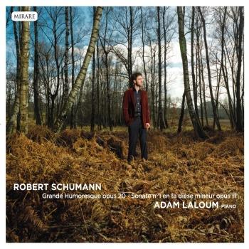 Cover Schumann: Grande Humoresque Op. 20 Piano Sonata No. 1 Op. 11