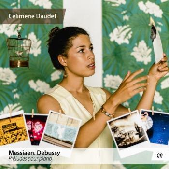 Cover Messiaen & Debussy: Préludes pour piano