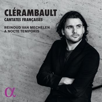 Cover Clérambault: Cantates Françaises