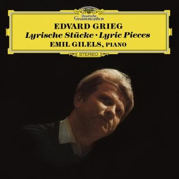 Cover Grieg: Lyric Pieces