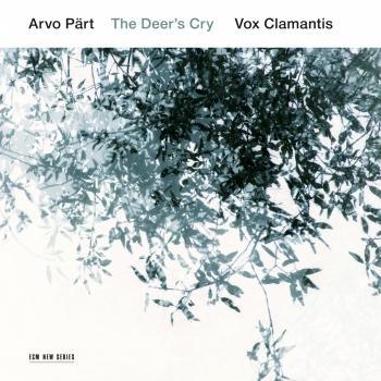 Cover Arvo Pärt: The Deer's Cry