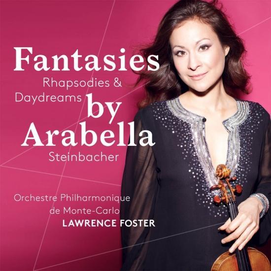 Cover Fantasies, Rhapsodies & Daydreams