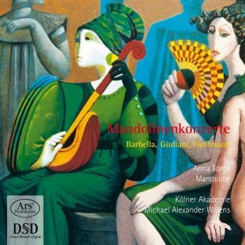 Cover Mandolinenkonzerte – Forgotten Treasures Vol. 11