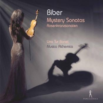 Cover Biber: Mystery Sonatas