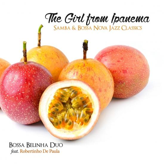 Cover The Girl from Ipanema (Samba and Bossa Nova Jazz Classics)