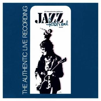 Cover Zürich Jazz Festival 1970