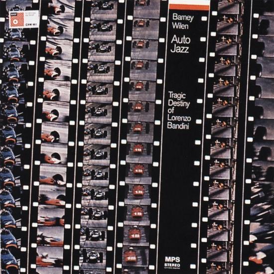 Cover Auto Jazz: Tragic Destiny of Lorenzo Bandini (Remaster)
