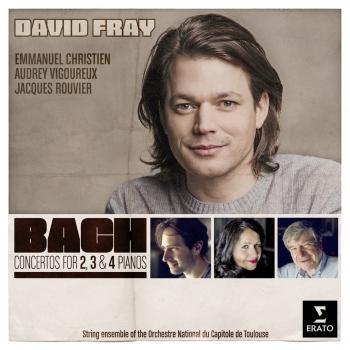 Cover Bach: Concertos for 2, 3 and 4 Pianos