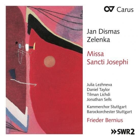 Cover Zelenka: Missa Sancti Josephi